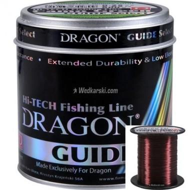 Żyłki Guide Select Deep Brown Dragon