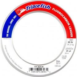 Przypon dluorocarbonowy Triple Fish