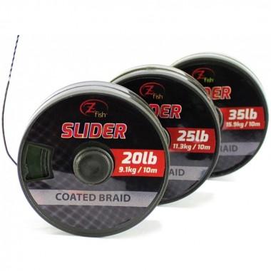 Plecionka Slider Coated ZFISH