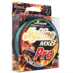 Plecionka Jigline MX8 Pro
