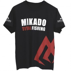 T-Shirt Total Fishing Black