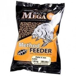 Pellet MegaBaits Method feeder premium