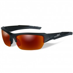 Okulary CHVAL05 - VALOR Polarized Crimson Mirror, Black 2 Tone Frame