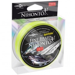 Plecionka Nihonto Fine Braid 150m