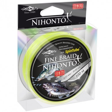 Plecionka Nihonto Fine Braid 150m Mikado