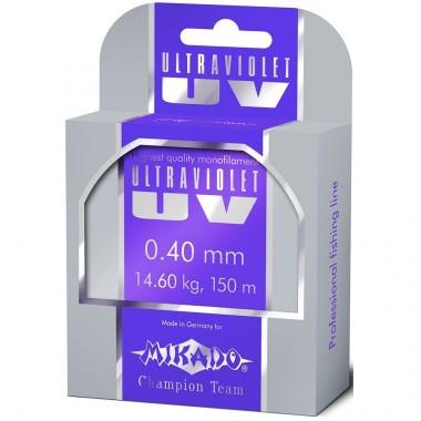 Żyłka przyponowa Ultraviolet  Mikado
