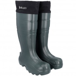 Kalosze North Pole Thermal Green