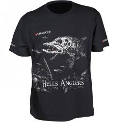 T-Shirt Hells Anglers Szczupak
