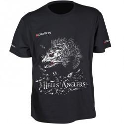 T-Shirt Hells Anglers Sandacz