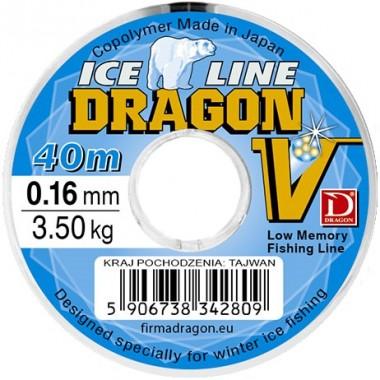 Żyłka podlodowa V Ice Line  Dragon