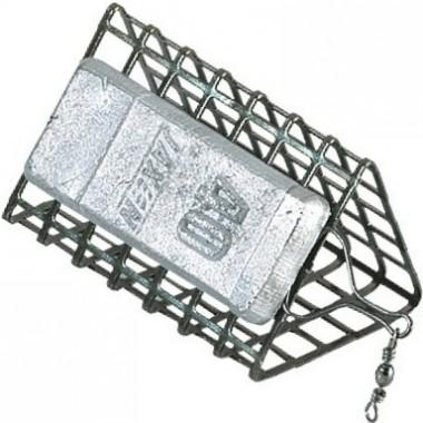 Koszyk zanętowy Trójkątny otwarty Jaxon