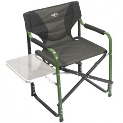 Fotel z półką