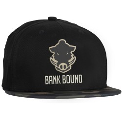 Czapka Bank Bound Flat Bill Cap