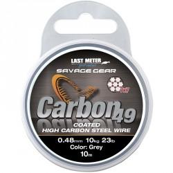 Linka stalowa na przypony CARBON 49