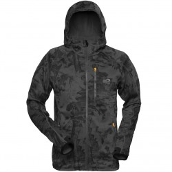Bluza Hoody 3 Black Leaf