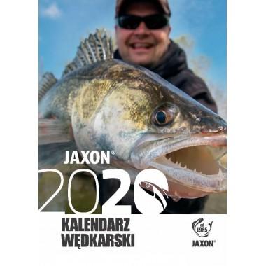 Kalendarz wędkarski 2020 Jaxon