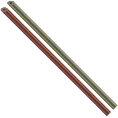 Rurka silikonowa - wolframowa zielona Traper