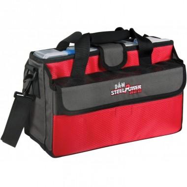 Torba Steelpower Red Mobile Lure Bag DAM