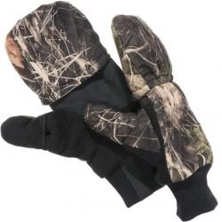 Rękawice zimowe bez palców - z osłoną