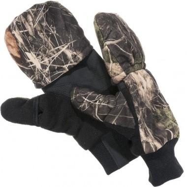 Rękawice zimowe bez palców - z osłoną Jaxon