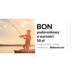 Bon podarunkowy 50 zł