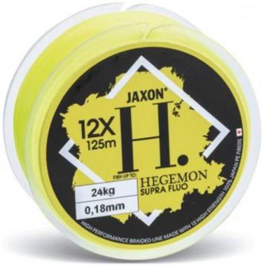 Plecionka dwunastosplotowa Hegemon Supra 12X Fluo Jaxon