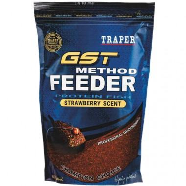 Zanęta GST Method Feeder Traper