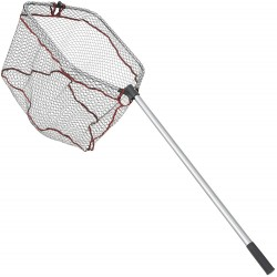 Podbierak Folding Landing Net - Rubber