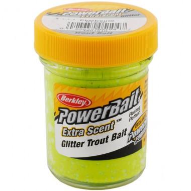 Ciasto PowerBait Select Glitter Trout Bait Berkley