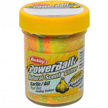 Ciasto PowerBait Natural Glitter Trout Bait Berkley