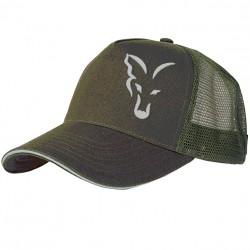 Czapka Green & Silver Trucker Cap