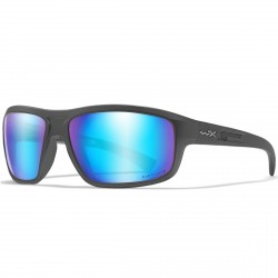 Okulary CONTEND Captivate Polarized Blue Mirror Matte Graphite Frame