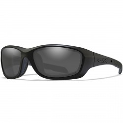 Okulary GRAVITY Captivate Polarized Smoke Grey Matte Black Frame