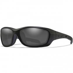 Okulary GRAVITY Captivate Polarized Smoke Grey Matte Black Frame