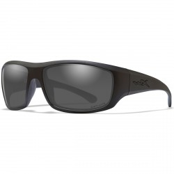 Okulary OMEGA Captivate Polarized Smoke Grey Matte Black Frame