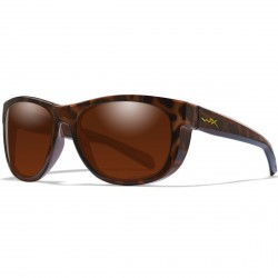 Okulary WEEKENDER Captivate Polarized Copper Gloss Demi Frame