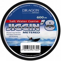 Plecionka Salt Water Game Jiggin 8
