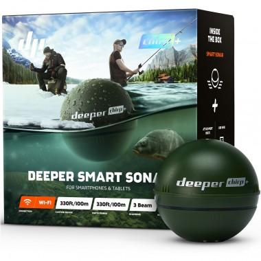 Echosonda Smart Sonar Chirp+ Deeper