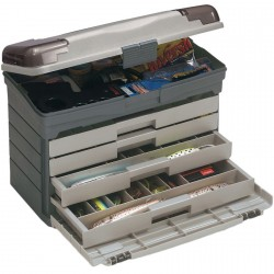 Układ biurka z 4 szufladami 757-004