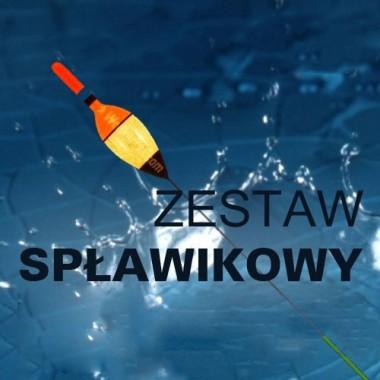 Zestaw spławikowy 300 Wedkarski.com