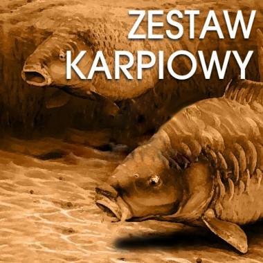 Zestaw karpiowy 200 Wedkarski.com