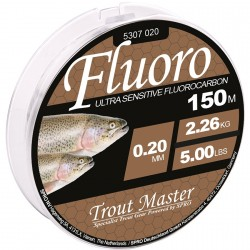 Fluorocarbon Trout Master