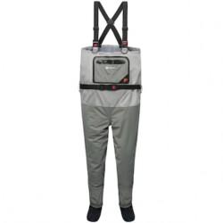 Spodniobuty oddychające ze skarpetą neoprenową