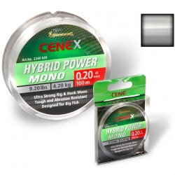Żyłka Cenex Hybrid Power przezroczysta
