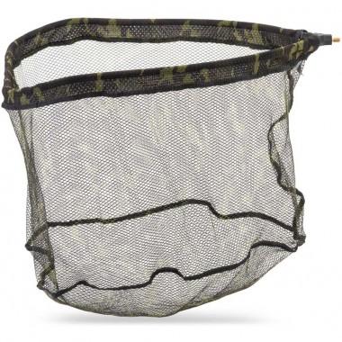 Podbierak Camou Big Fish Net Saenger