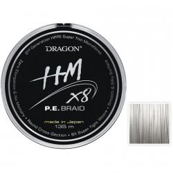Plecionka HMX8 P.E. Braid Szara