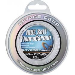 Soft fluorocarbon