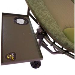 Stolik do łóżka-fotela