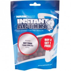 Kulki Instant Action Boilies Hot Tuna