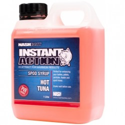 Syrop Instant Action Hot Tuna Spod Syrup